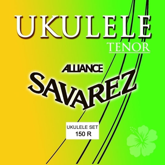 150R Savarez Alliance Tenor Ukulele String Set
