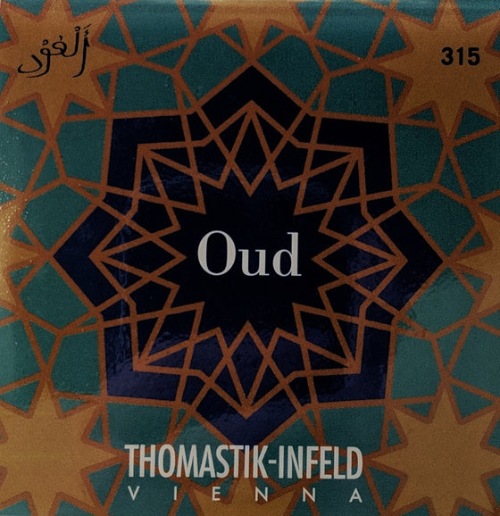 315 Thomastik Oud Set - Arabic