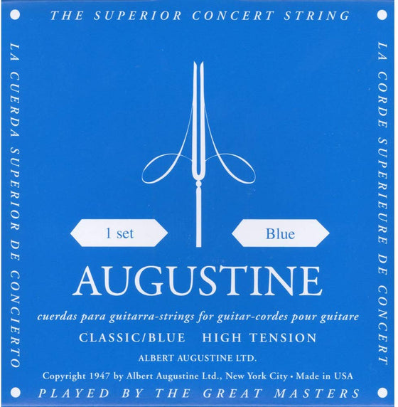 Augustine Classical Blue Label Set - High Tension