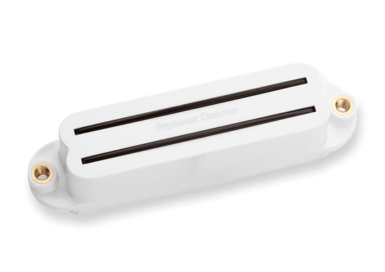 11205-06-W Seymour Duncan SCR-1N Cool Rails for Strat - White
