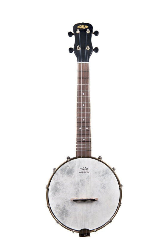 KA-BNJ-BK-C Kala Black Concert Banjolele with bag