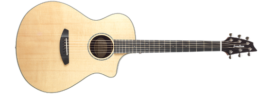 Breedlove Pursuit Concert Zircote