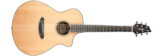 Breedlove Solo Concert CE - Red Cedar Top w/ Ovangkol Sides and Back