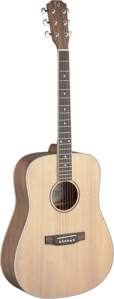ASY-D James Neligan Solid Spruce Top Acoustic Guitar - Dreadnought