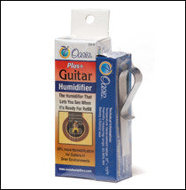 OH-3P Oasis Guitar Plus Humidifier and Digital Hygrometer Combo Pack