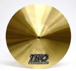 3112 12 in Steel Cymbal - TKO