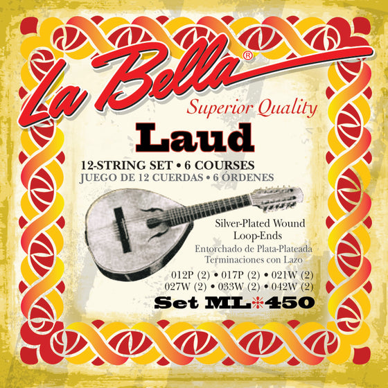 ML450 LaBella Laud String Set