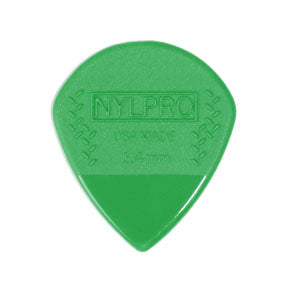 3NPP7-10 Nylpro Plus 1.4mm X-Heavy Guitar Picks - 10 Pack by Planet Waves