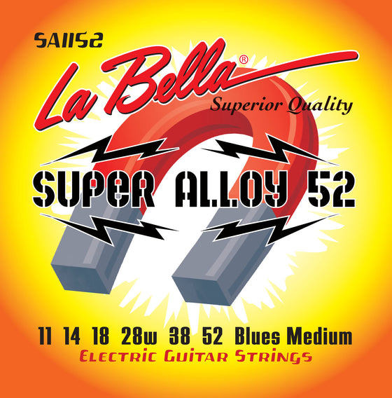 SA1152 LaBella Electric Guitar Strings