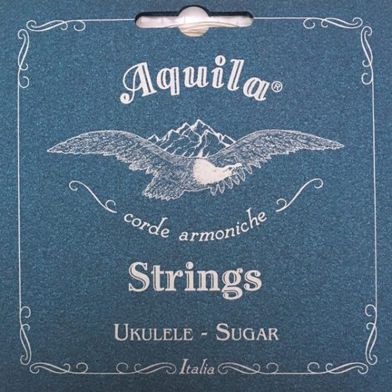 151U Aquila Sugar Soprano Ukulele String Set - Low G