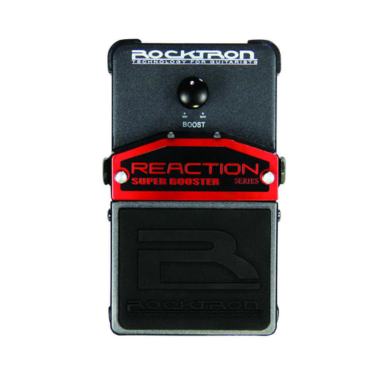 001-1625 GHS Rocktron Reaction Pedal - Super Booster