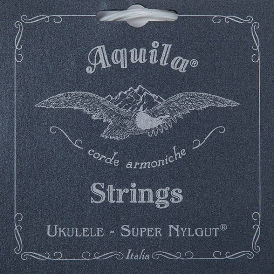 103U Aquila Concert Ukulele String Set High G - Super Nylgut