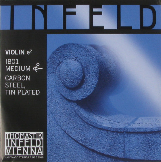 IB01 Infeld Blue 4/4 VLN E Steel