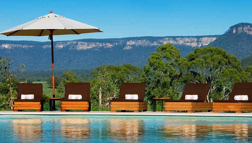 Australia: Wolgan Valley Resort