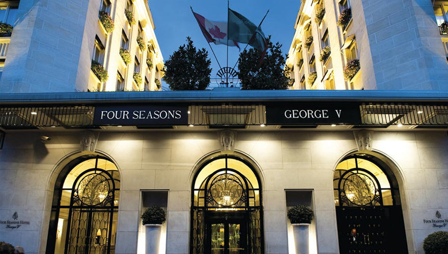 Paris: Four Seasons George V