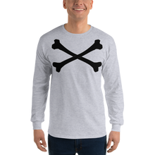 Load image into Gallery viewer, Long Sleeve T-Shirt Night