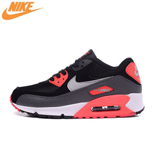 Nike Men's WMNS AIR MAX 90 ESSENTIAL Breathable Running Shoes,Original