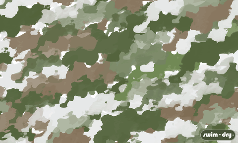 ARMY CAMO | GREEN  SEA BREEZE PLUS