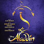 CD - Courtney Reed - Aladdin