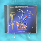 CD - Susan Egan - Beauty and the Beast