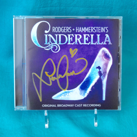 CD - Laura Osnes - Cinderella