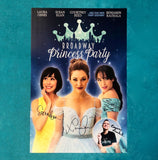 Autograph - BROADWAY PRINCESS PARTY - Poster