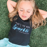 BPP Toddler/Youth T-Shirt - Sparkle