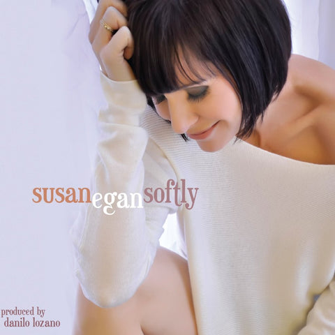 CD - Susan Egan - Softly