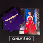 Once Upon A December Sale - Crown/Photo Combo!