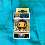 Keychain - Belle (AUTOGRAPHED)