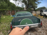 1972 CADILLAC FLEETWOOD BROUGHAM KING EDITION CS156 ***SOLD***