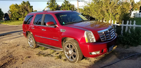 2010 CADILLAC ESCALADE CS207