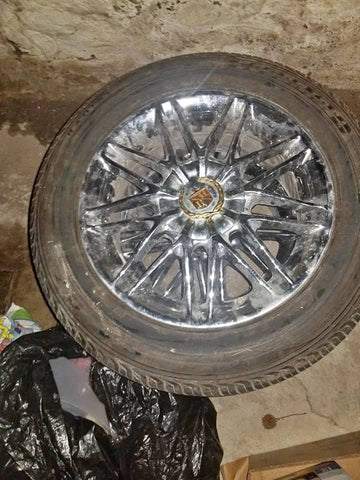 CADILLAC RIMS CS319