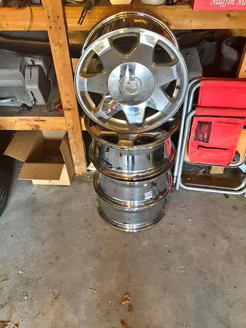 CADILLAC RIMS CS385