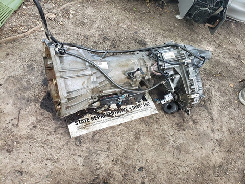 2004 CADILLAC ESCALADE TRANSMISSION CS465