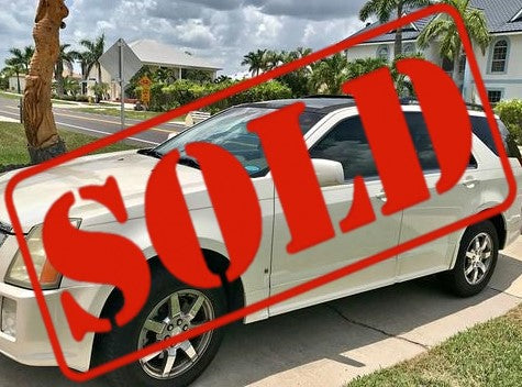 2006 CADILLAC SRX CS474 ***SOLD***