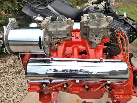 1952 CADILLAC 331 ENGINE CS477