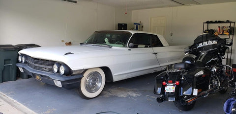 1962 CADILLAC SERIES 62 CS478