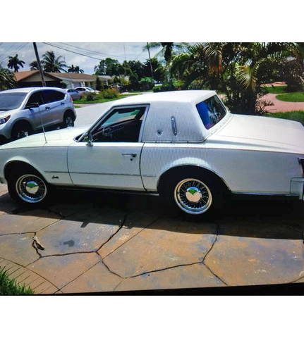 1979 CADILLAC SEVILLE COUPE CS479