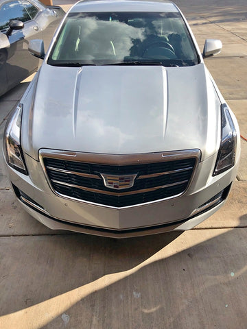 2016 CADILLAC ATS 2.0L TURBO LUXURY SEDAN CS535