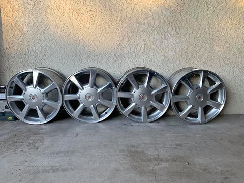 "17"" FACTORY CADILLAC CTS RIMS CS540"