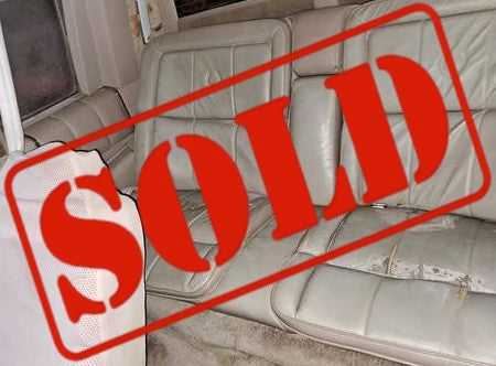 1988 CADILLAC DEVILLE COUPE CS542 ***SOLD***