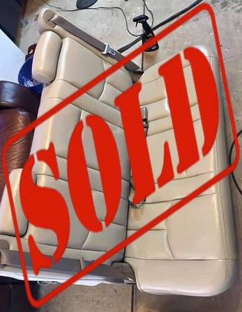 2000-2006 CADILLAC ESCALADE 3RD ROW SEATS CS566 ***SOLD***