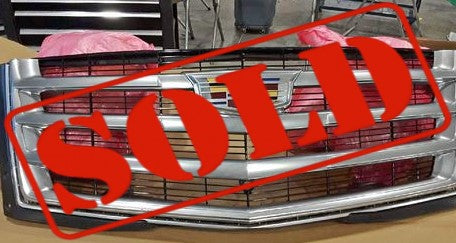 CADILLAC ESCALADE GRILL CS567 ***SOLD***