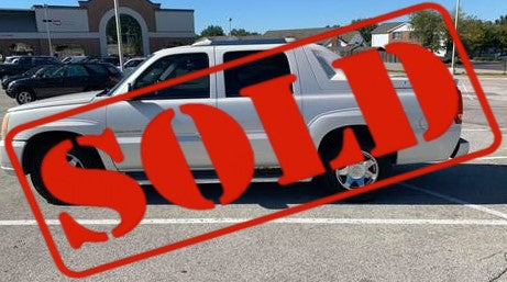 2005 CADILLAC ESCALADE EXT CS614 ***SOLD***