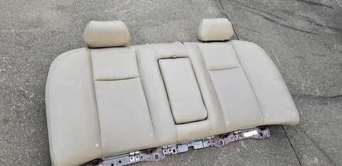 2003-2007 CADILLAC CTS REAR BENCH SEAT CS505