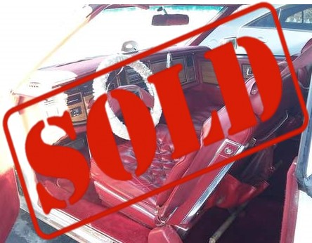 1984 CADILLAC ELDORADO BIARRITZ EDITION CS554 ***SOLD***