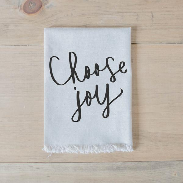 PCB Home - Chose Joy Napkin
