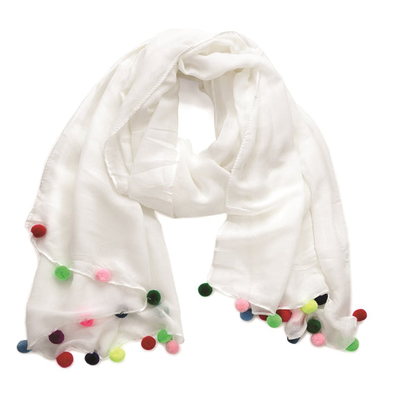 Top It Off - Summer Fiesta Scarves