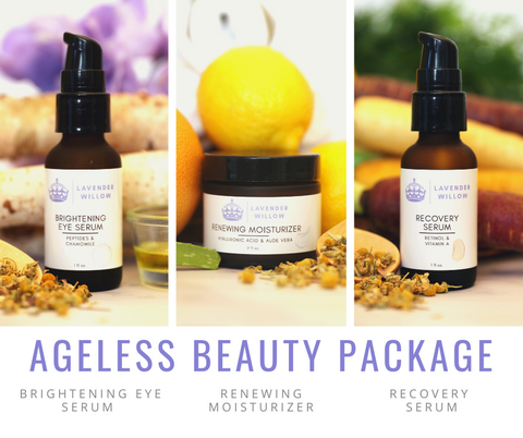 AGELESS BEAUTY PACKAGE